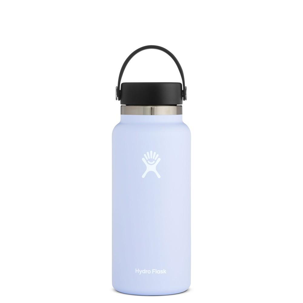 Hydro Flask 32oz Wide Mouth w/Flex Cap 2.0 Fog