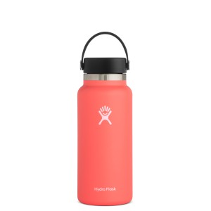 Hydro Flask 32oz Wide Mouth w/Flex Cap 2.0 in Hibiscus