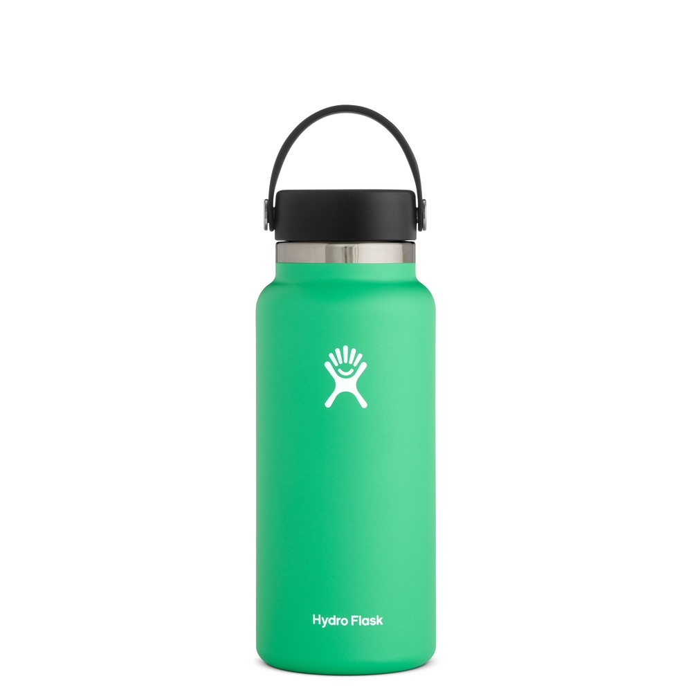 Hydro Flask 32oz Wide Mouth w/Flex Cap 2.0 Spearmint
