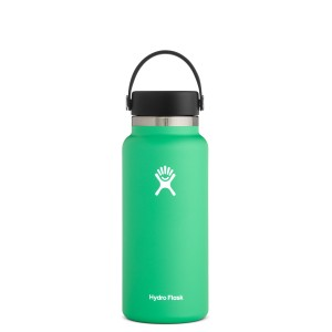 Hydro Flask 32oz Wide Mouth w/Flex Cap 2.0 in Spearmint
