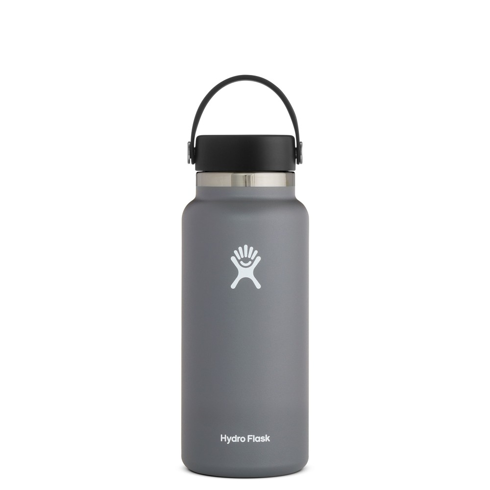 Hydro Flask 32oz Wide Mouth w/Flex Cap 2.0 Stone
