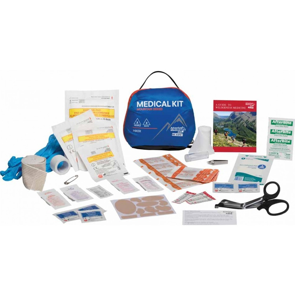 Adventure Medical Kits Hiker Medical Kit No Color