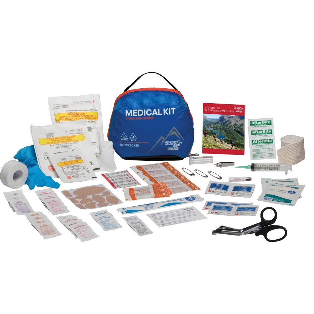 Adventure Medical Kits Backpacker Medical Kit No Color