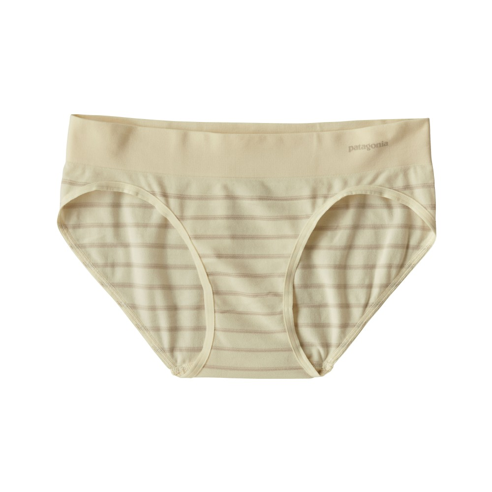 Patagonia Active Briefs Womens Sentinel Str - Whitewash