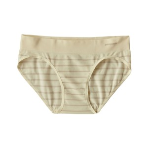 Patagonia Active Briefs Womens in Sentinel Str - Whitewash