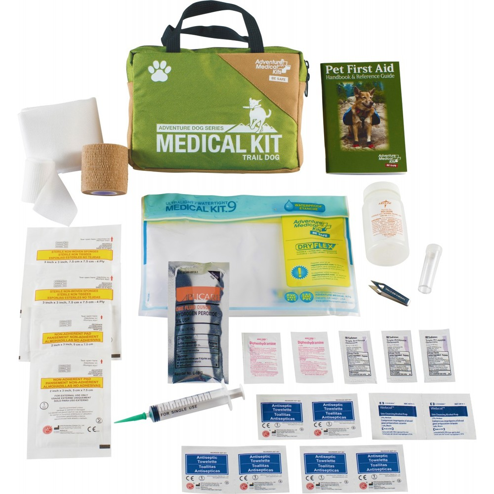 Adventure Medical Kits Trail Dog First Aid Kit No Color