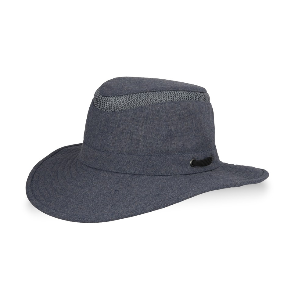 Tilley Endurables Airflo Recycled Hat Denim
