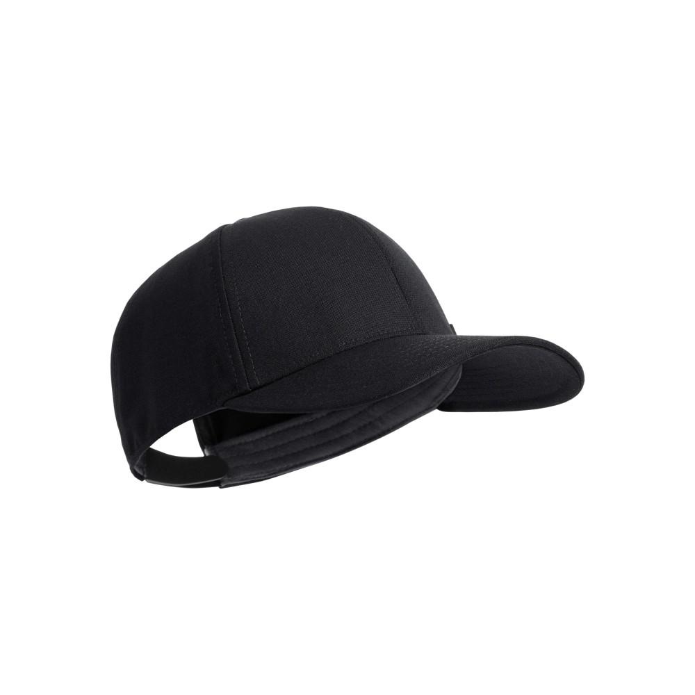 Icebreaker Patch Hat Black