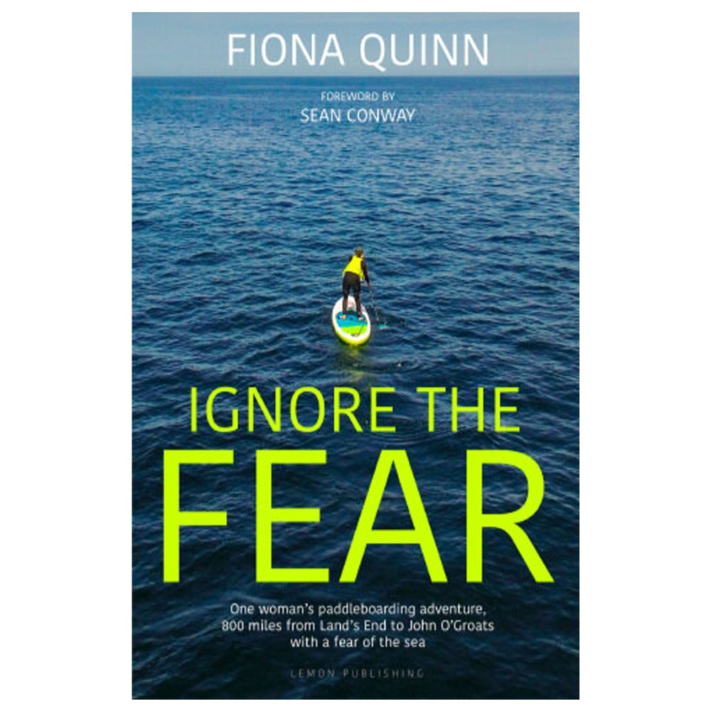 Quinn Ignore the Fear No Color