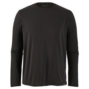 Patagonia LS Cap Cool Daily Shirt Mens in Black