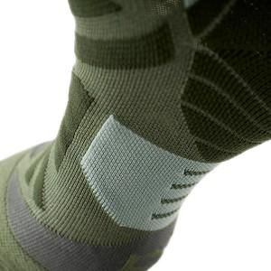 High Sock Mens Forest/Moss