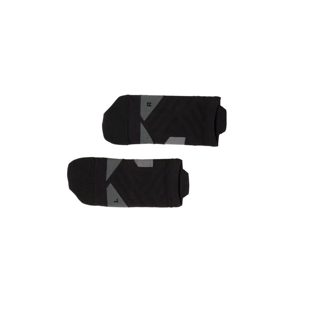 On Running Low Sock Mens Black/Shadow