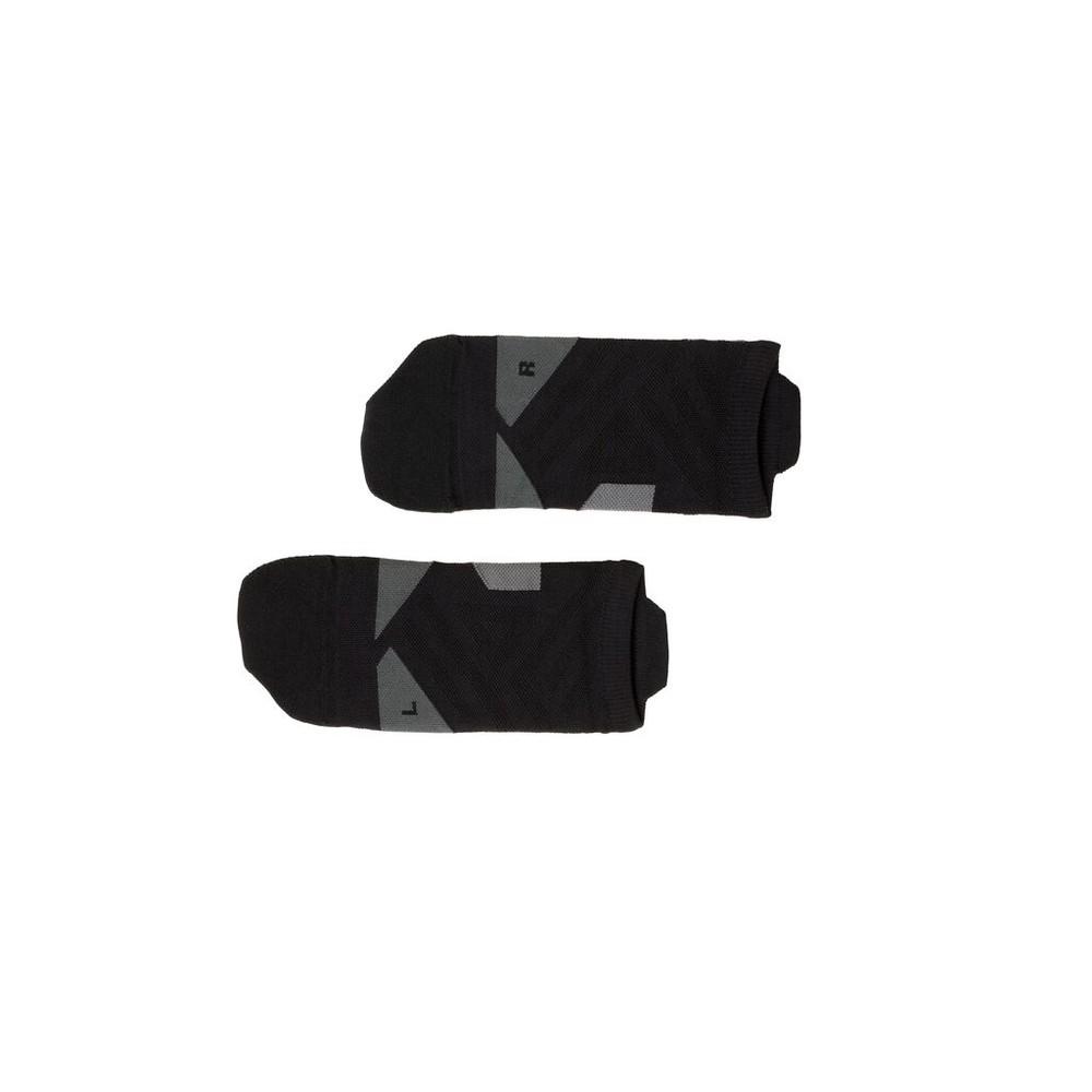 On Running Low Sock Mens Black/Shadow