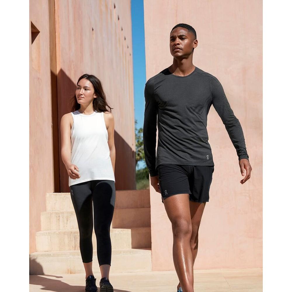 On Running Performance Long T Mens Black