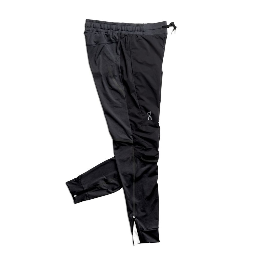 On Running Running Pants Mens Black