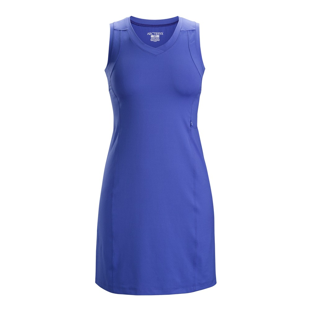Arcteryx  Soltera Dress Womens Iolite