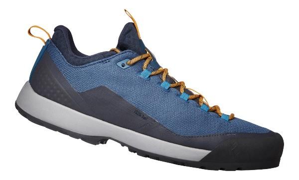 Black Diamond Mission LT Shoes Mens Eclipse Blue/Amber