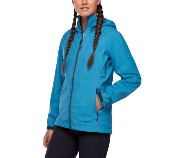 Black Diamond Highline Shell Womens Fjord Blue