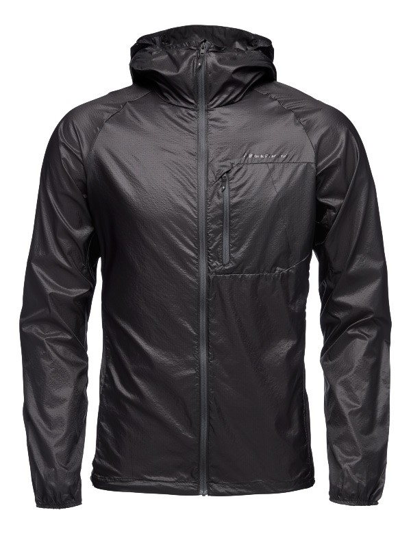 Black Diamond Distance Wind Shell Mens Black