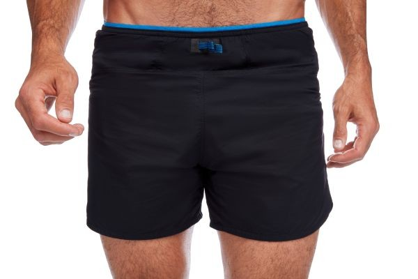 Black Diamond Sprint Shorts 5inch Mens Black