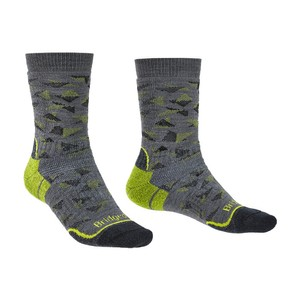 Bridgedale Hike Midweight Merino Performance Pattern Mens