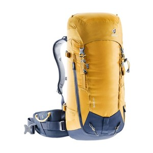 Deuter Guide 34 in Curry/Navy