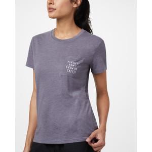 tentree Planets BF Pocket T-Shirt Womens