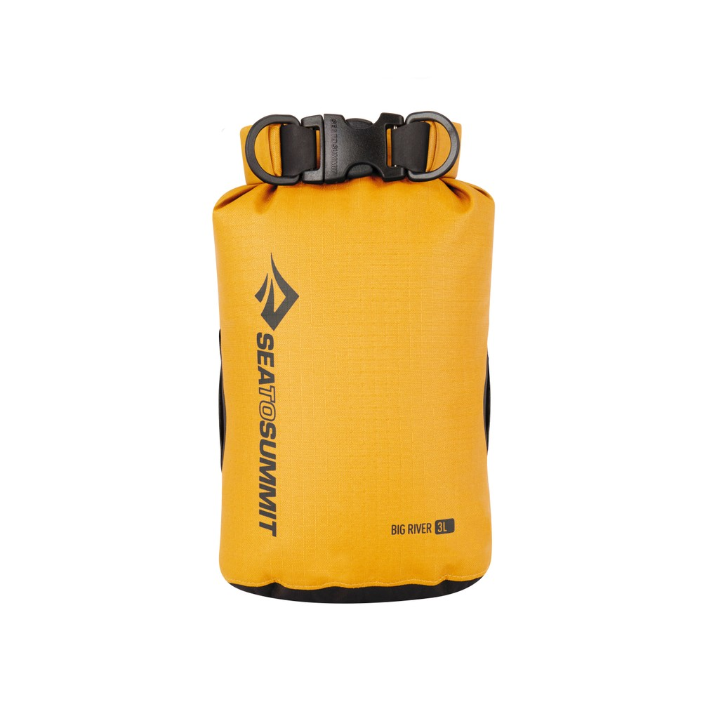 Sea To Summit Big River Dry Bag - 3 Litre Yellow