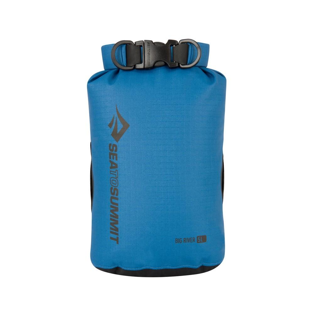 Sea To Summit Big River Dry Bag - 5 Litre Blue