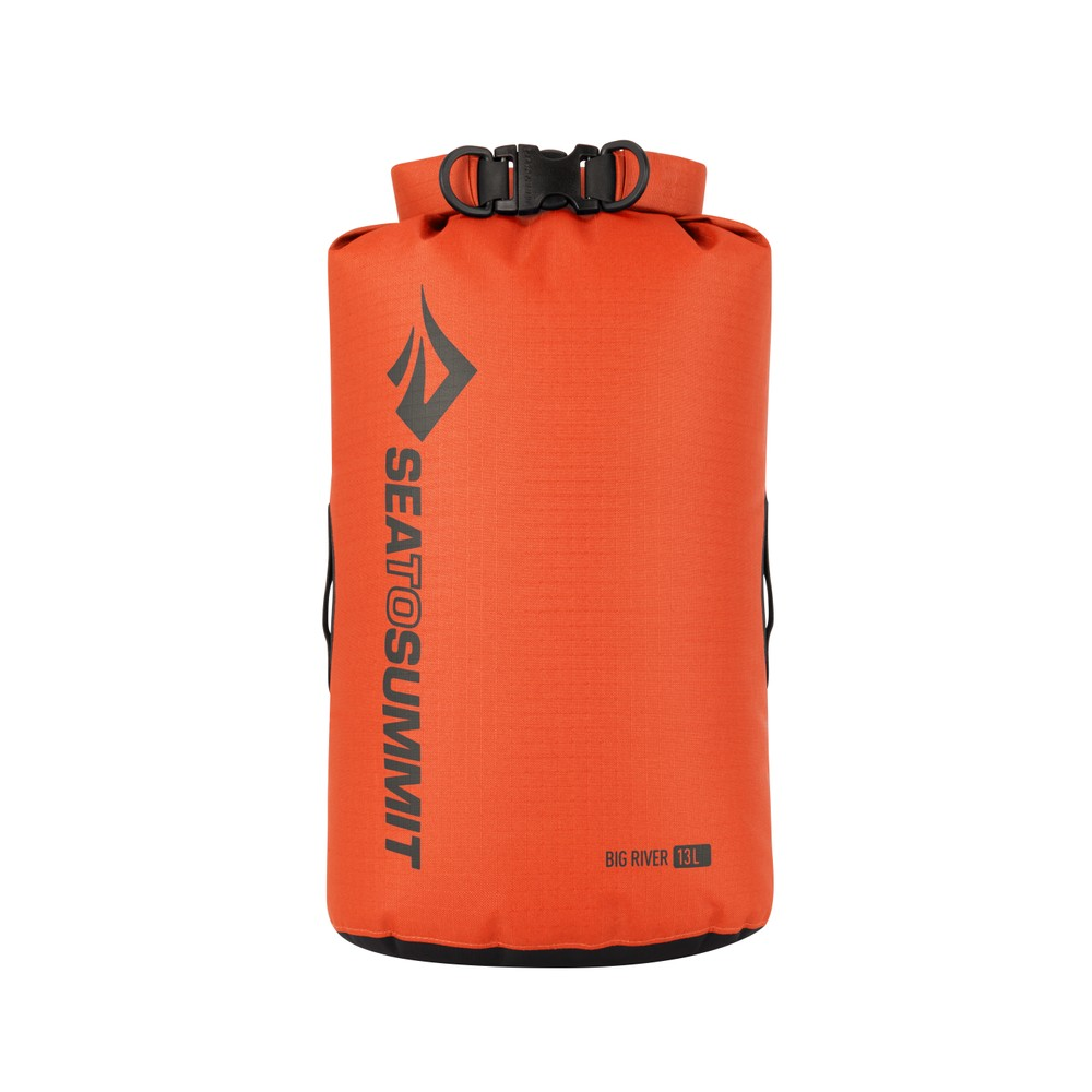 Sea To Summit Big River Dry Bag - 13 Litre Orange/Red
