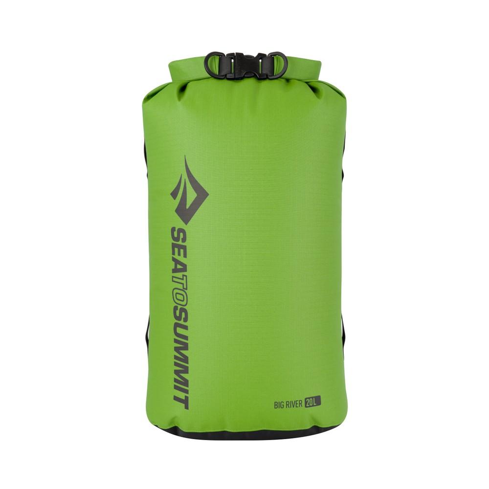 Sea To Summit Big River Dry Bag - 20 Litre Apple Green