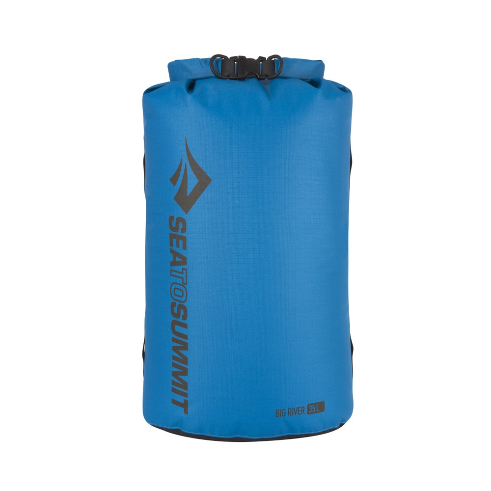 Sea To Summit Big River Dry Bag - 35 Litre Blue