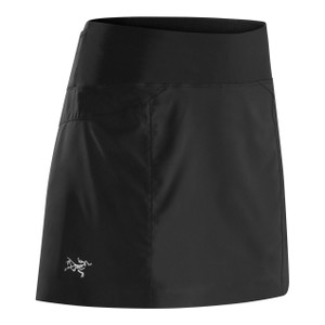 Arcteryx  Lyra Skort Womens in Black