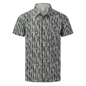 tentree Hemp Short Sleeve Button Up Mens