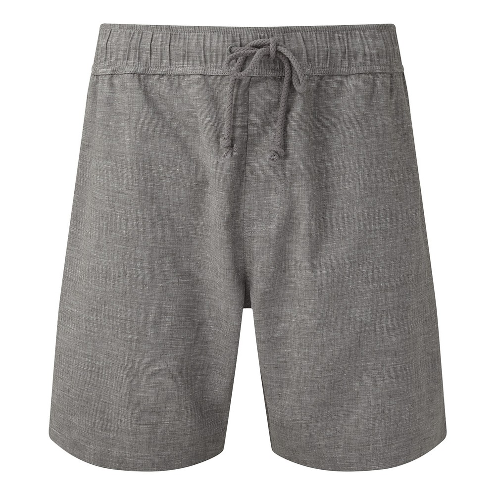 tentree Joshua Hemp Short Mens Gargoyle Grey