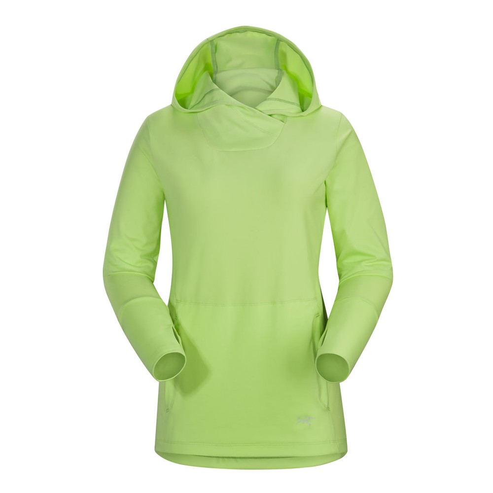 Arcteryx  Varana Hoody Womens Light Titanite