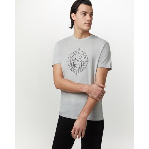 tentree Support Classic T-Shirt Mens