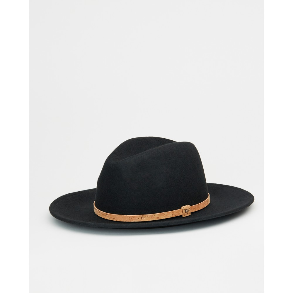 tentree Festival Hat Womens Meteorite Black