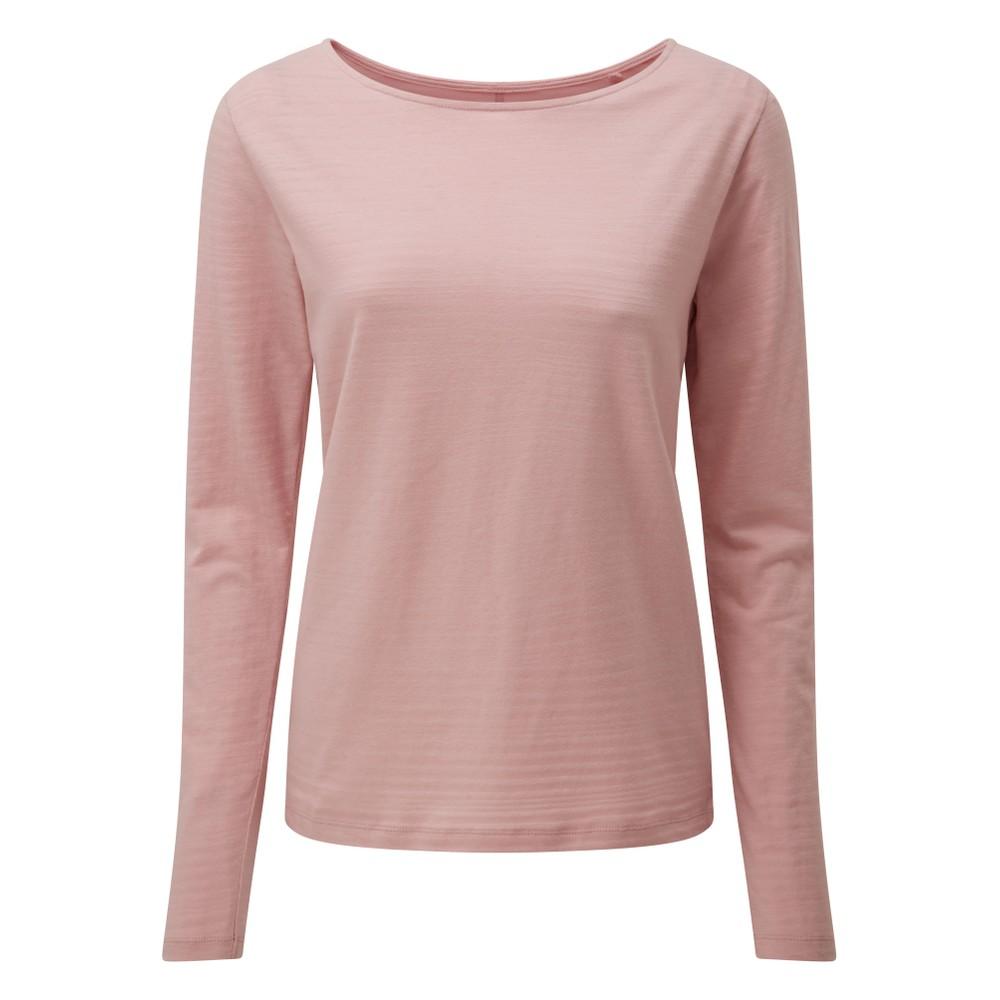 tentree Enso Longsleeve Womens Quartz Pink