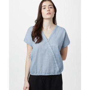 tentree Isa Woven Shirt Womens