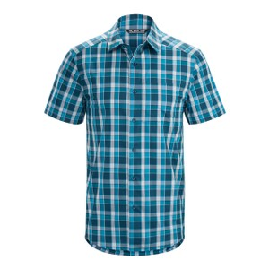 Arcteryx  Brohm SS Shirt Mens in Awash