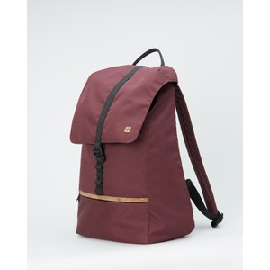 tentree Brooklyn Pack in Merlot Red