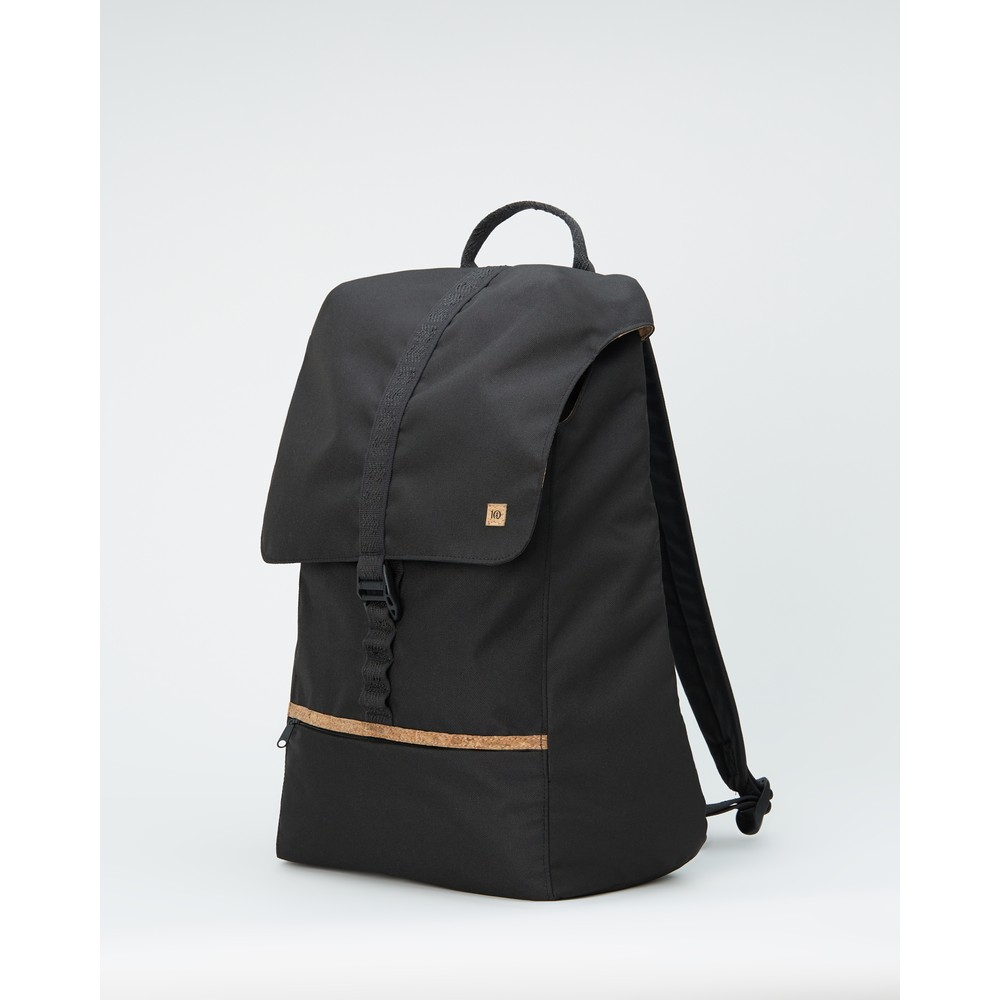 tentree Brooklyn Pack Meteorite Black