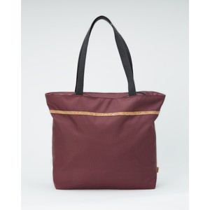 tentree Brooklyn Tote in Merlot Red