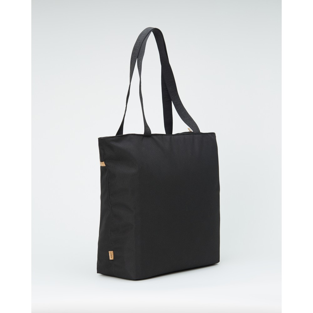 tentree Brooklyn Tote Meteorite Black