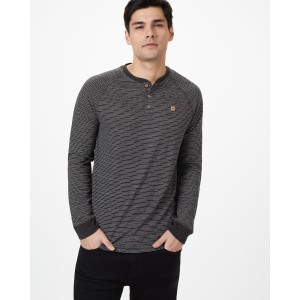 tentree Hemp Longsleeve Henley Mens
