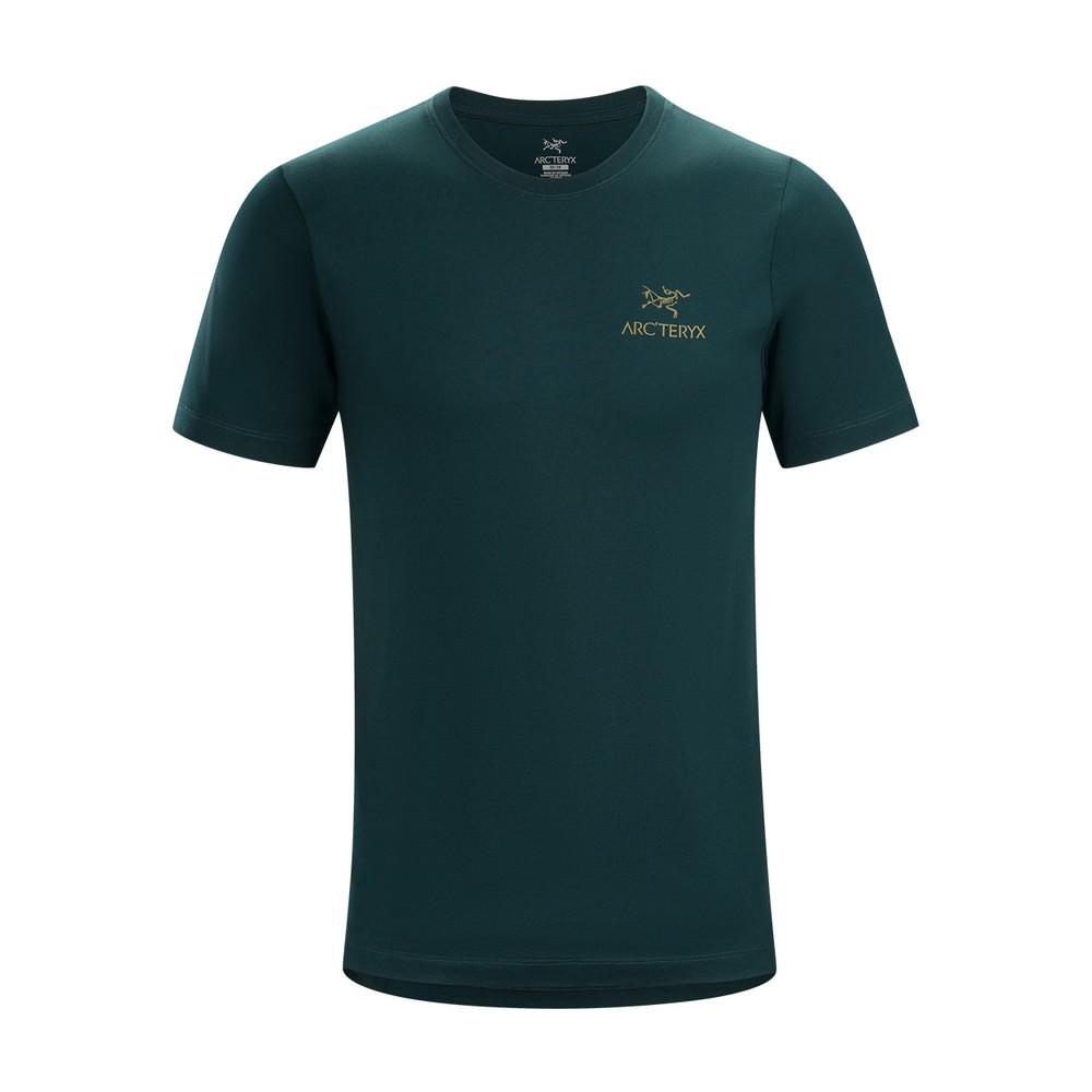 Arcteryx  Emblem SS T-Shirt Mens Labyrinth