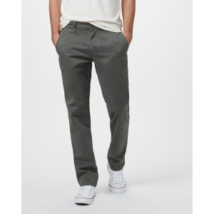 tentree Yale Pant Mens in Castor Grey