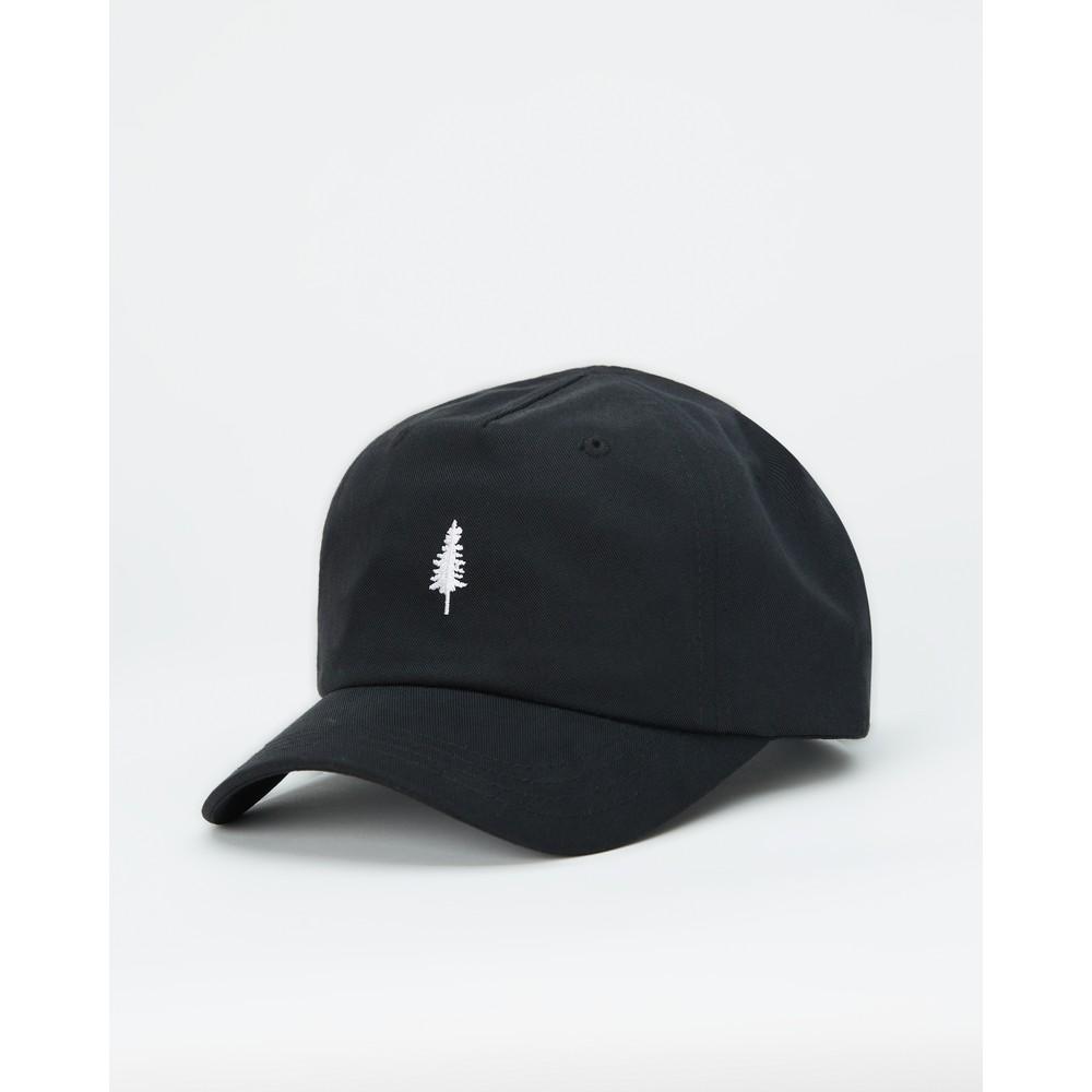 tentree Peak Hat Meteorite Black
