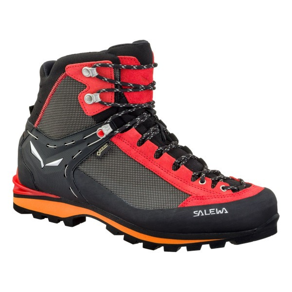 Salewa Crow GTX Mens Black/Papavero